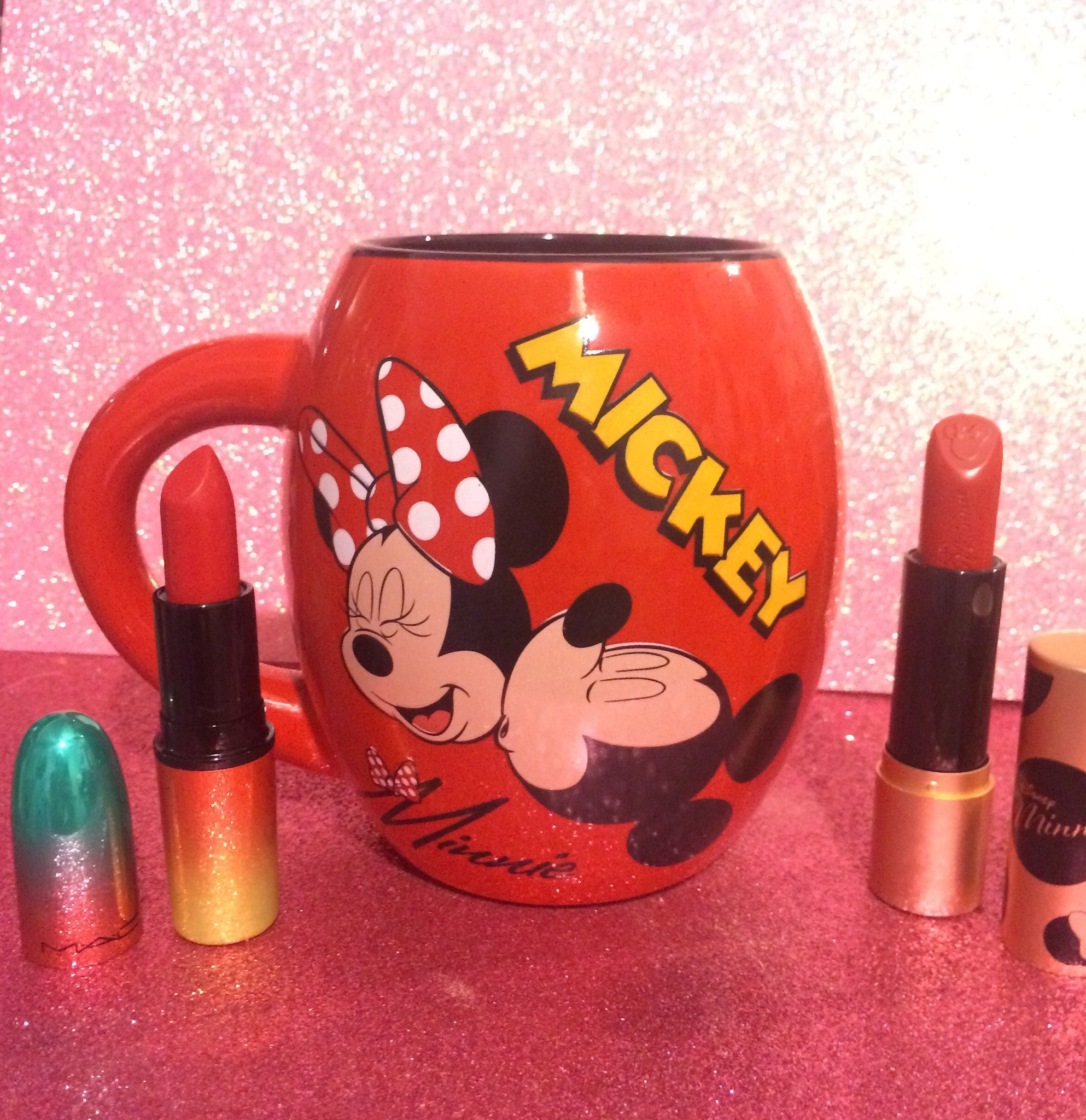 Micky and Minnie mug - Classy Pink Boutique