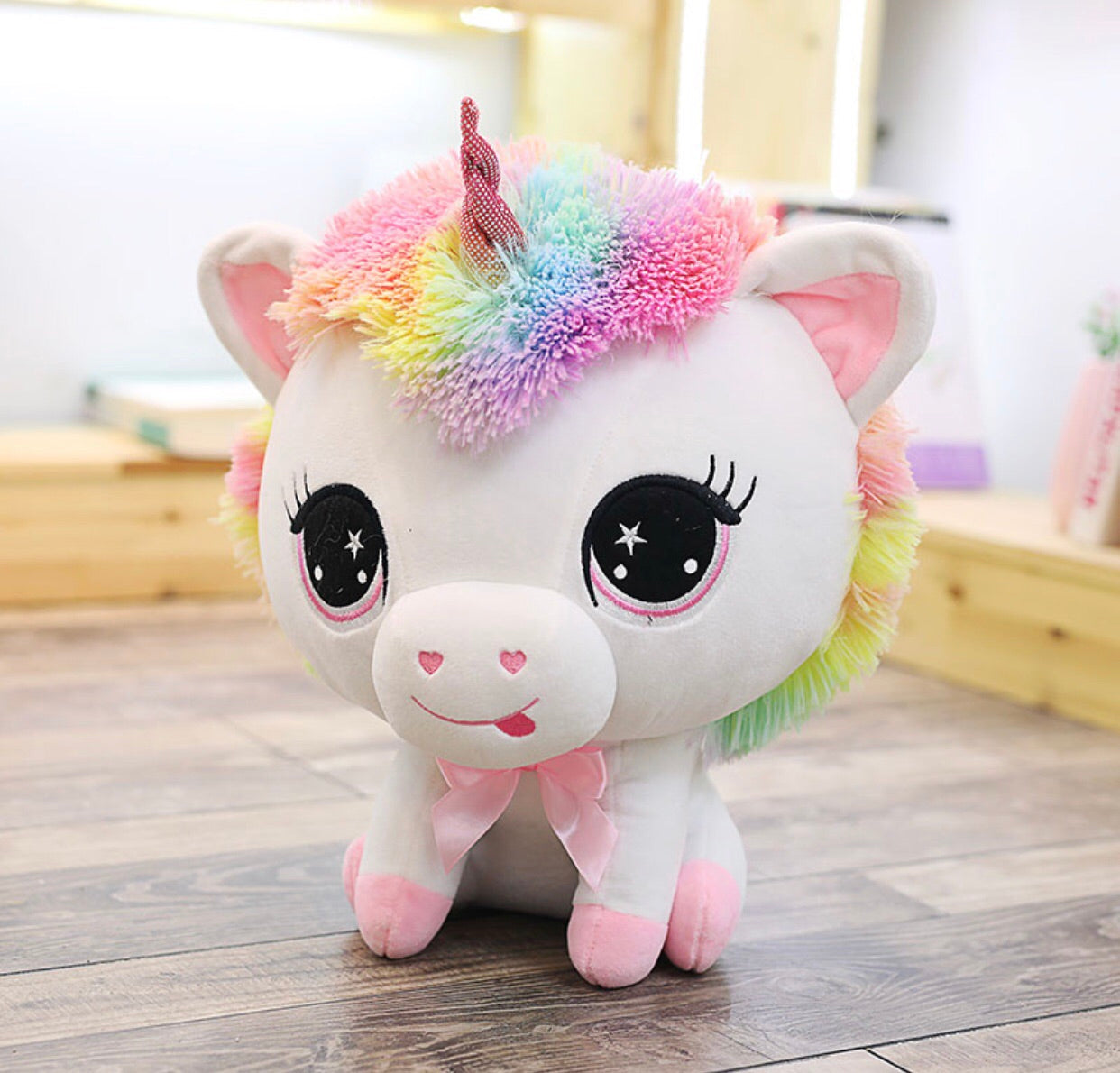 Large Kawaii Unicorn