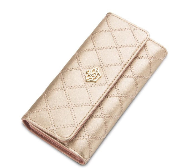 Fancy Queen wallet - Classy Pink Boutique