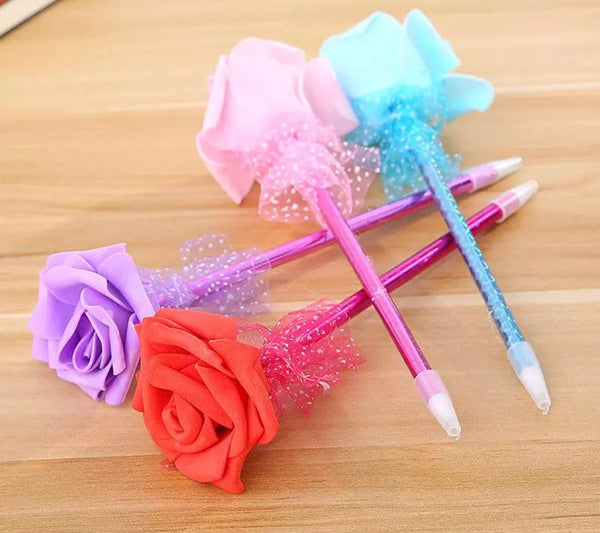 Beautiful Rose Pens - Classy Pink Boutique
