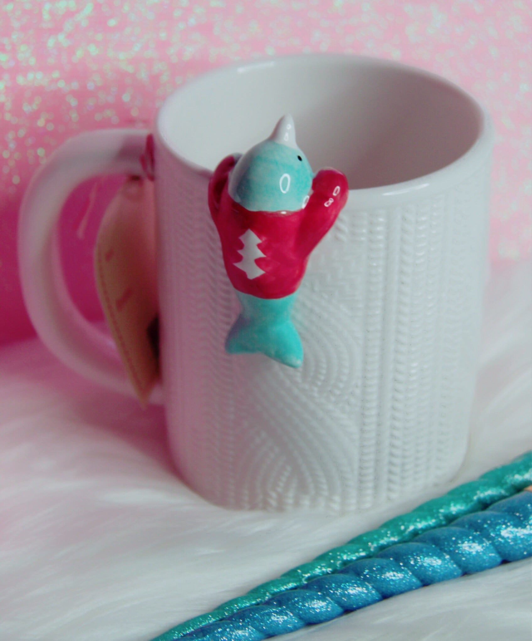 Mermaid-unicorn 🦄  mug - Classy Pink Boutique