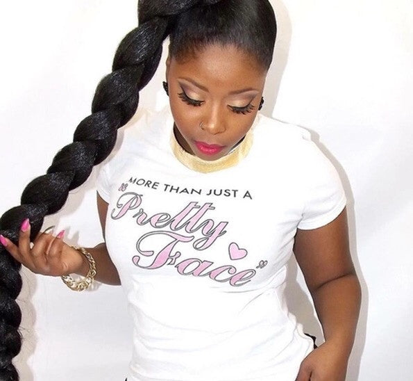 Pretty Face tshirt