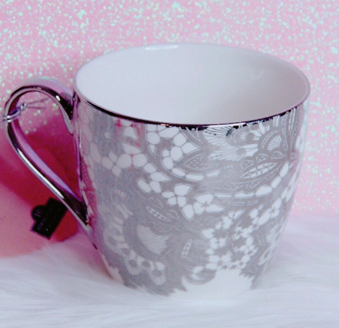 Fancy design mug - Classy Pink Boutique