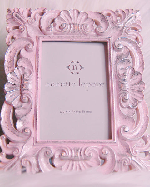 Classy Elegant pink picture frame