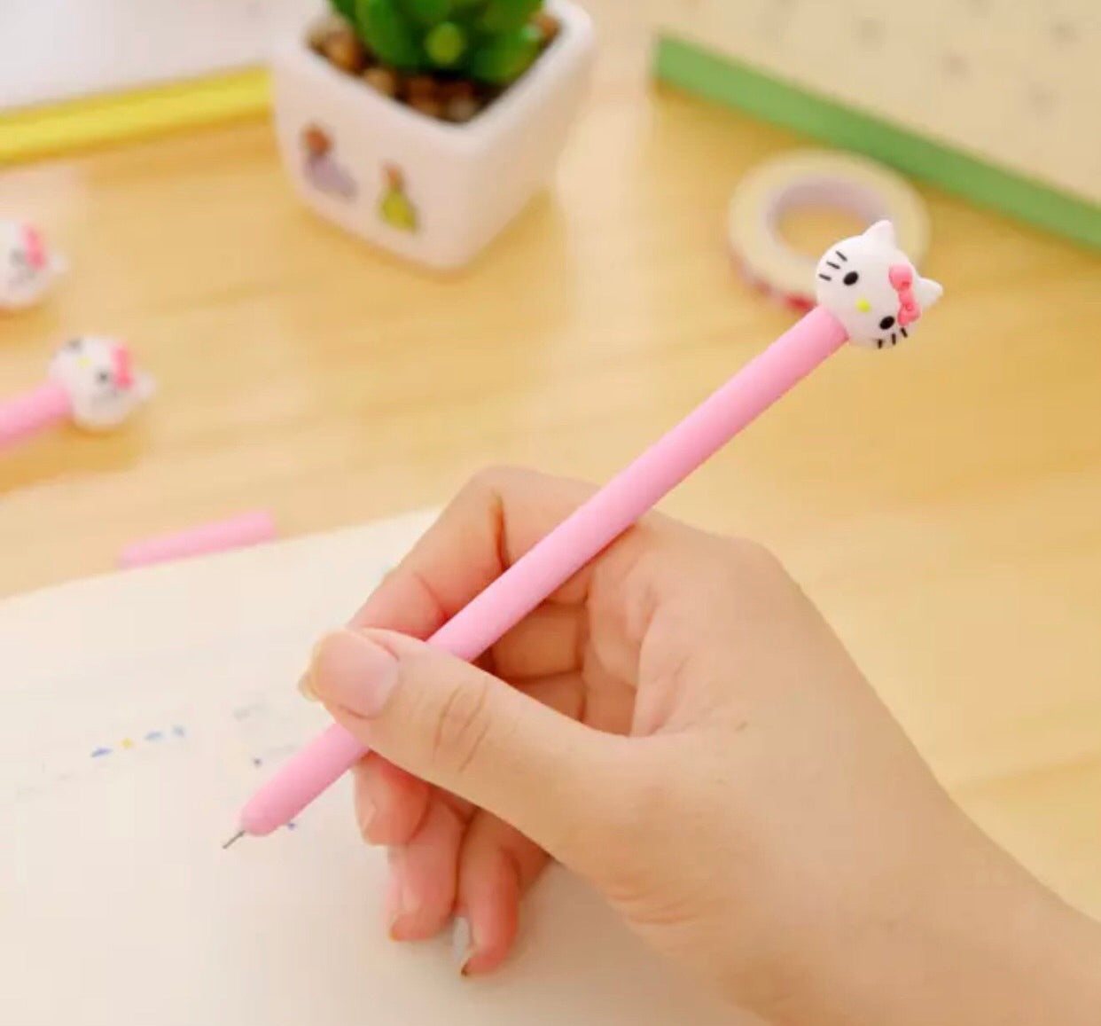 Hello Kitty pink pen - Classy Pink Boutique