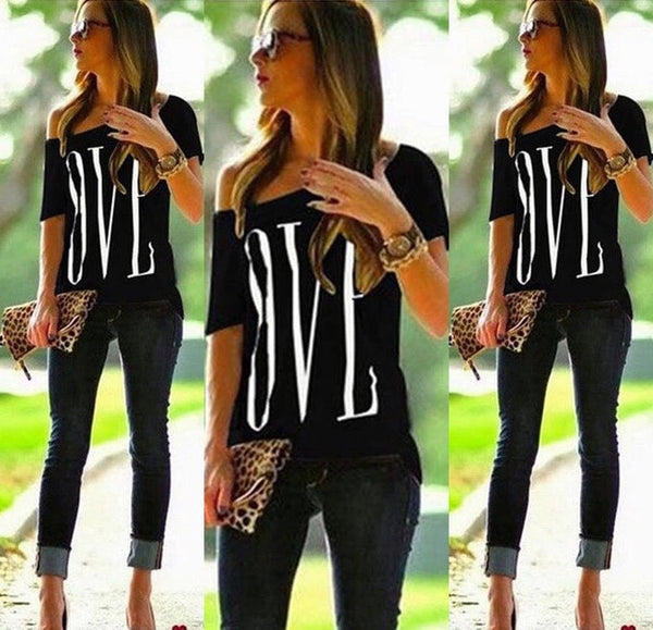 LOVE fashion top