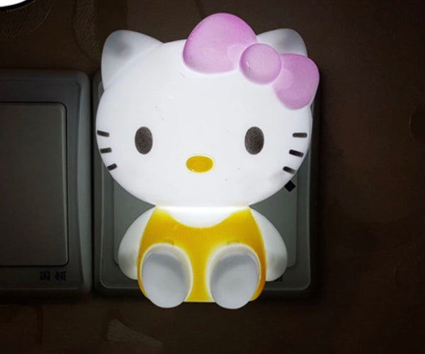 Hello Kitty night light - Classy Pink Boutique
