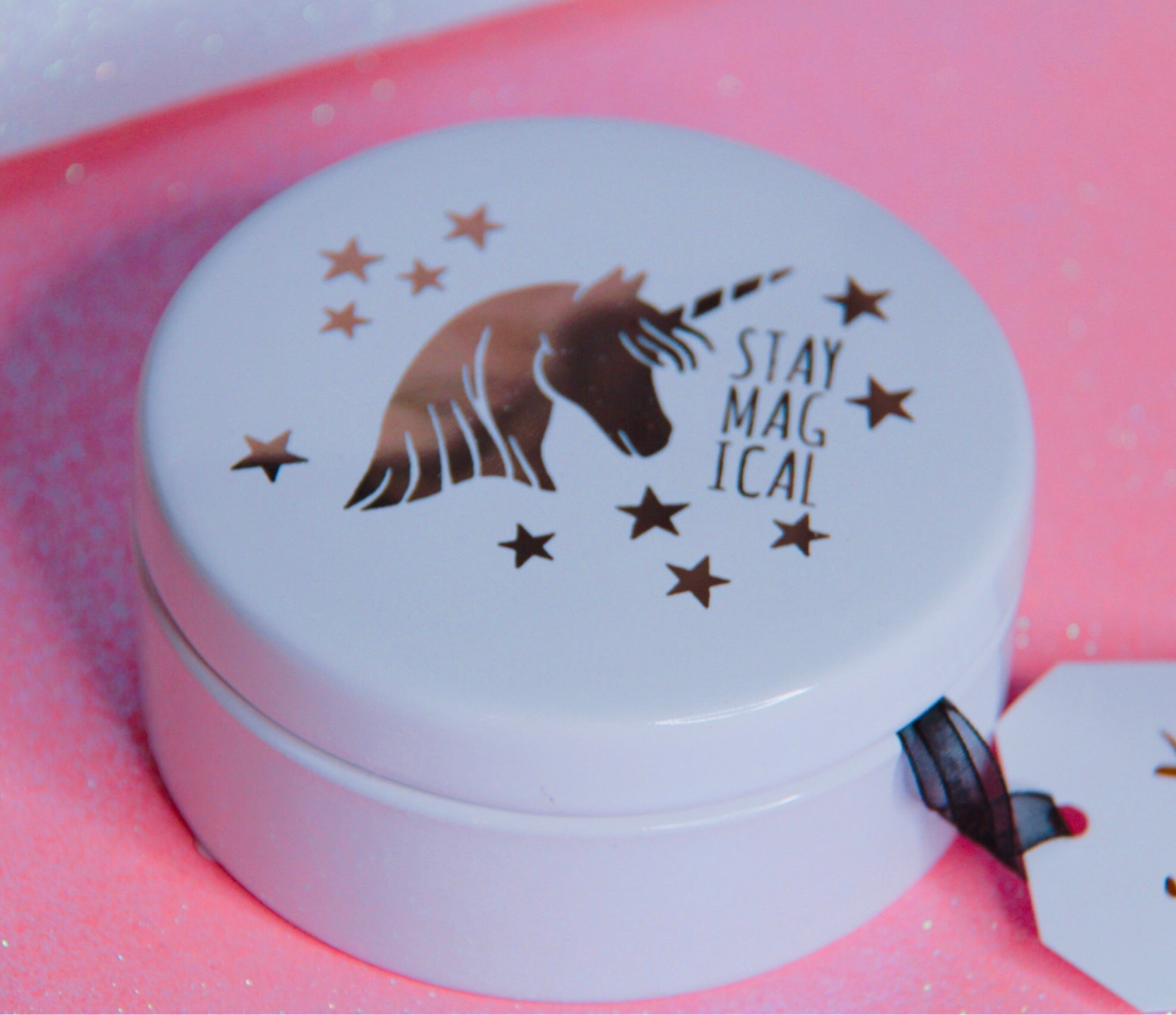 Unicorn decor box
