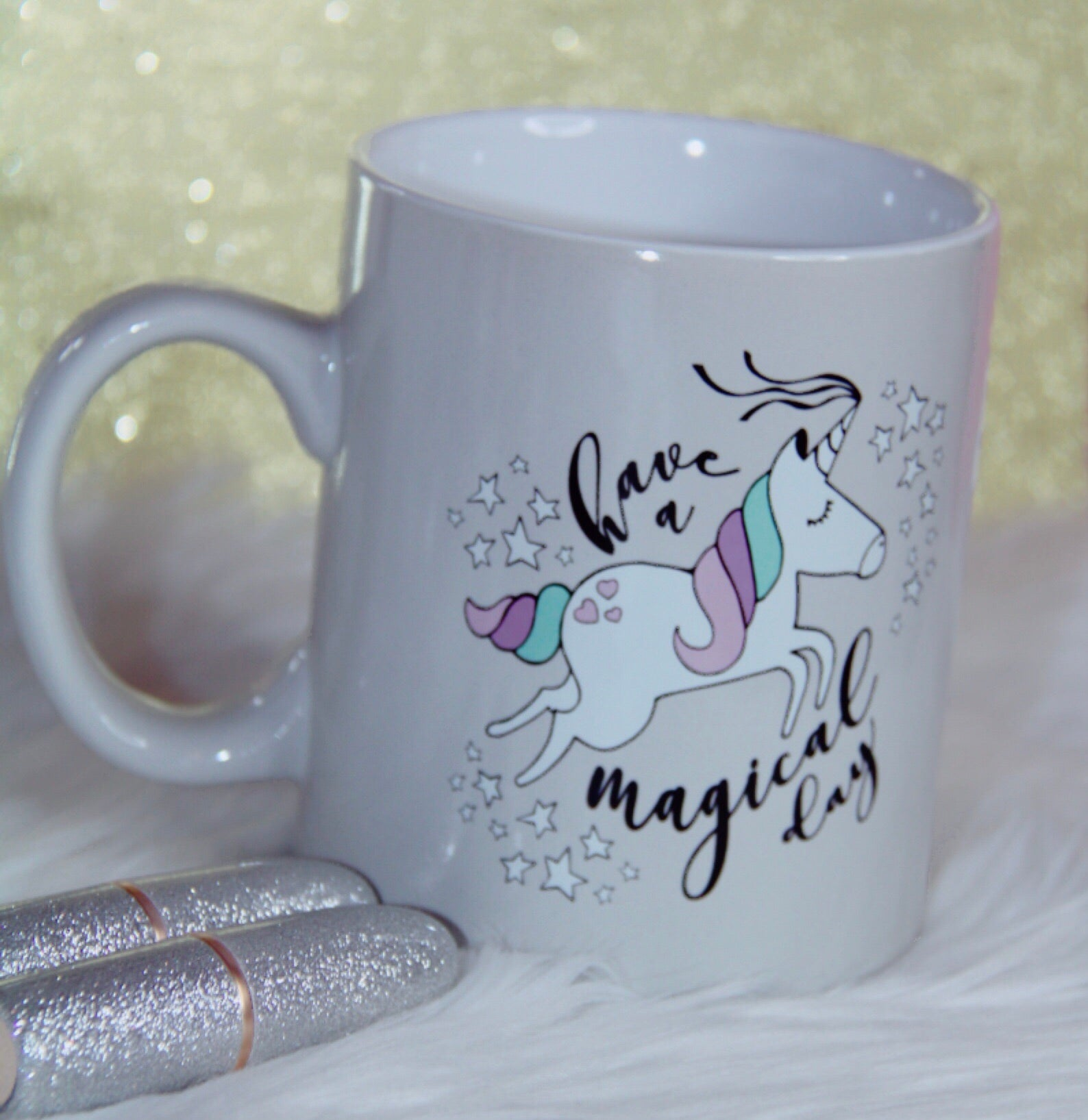 Magical Unicorn mug 🦄