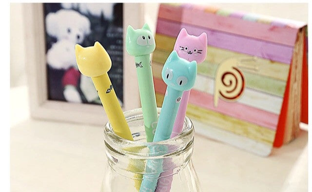 Kitty pens - Classy Pink Boutique