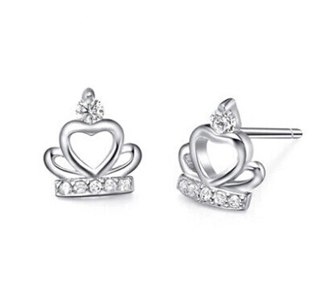 The Princess earrings! Put your crown on
