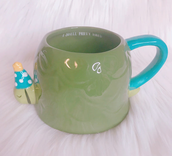 Cute Turtle mug - Classy Pink Boutique