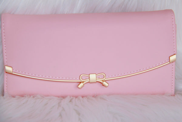 Beautiful Classy Bow wallet