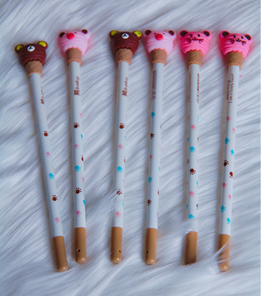 Teddy bear pens