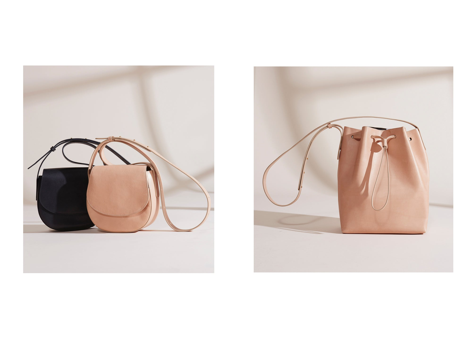 Luxe Deluxe Summer 16 | The Temptations Crossbody Bag and Bucket Bag