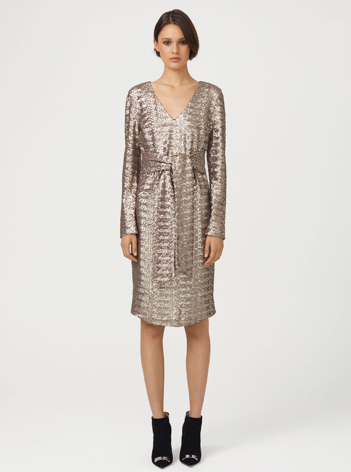 Moonlight Sequin Dress