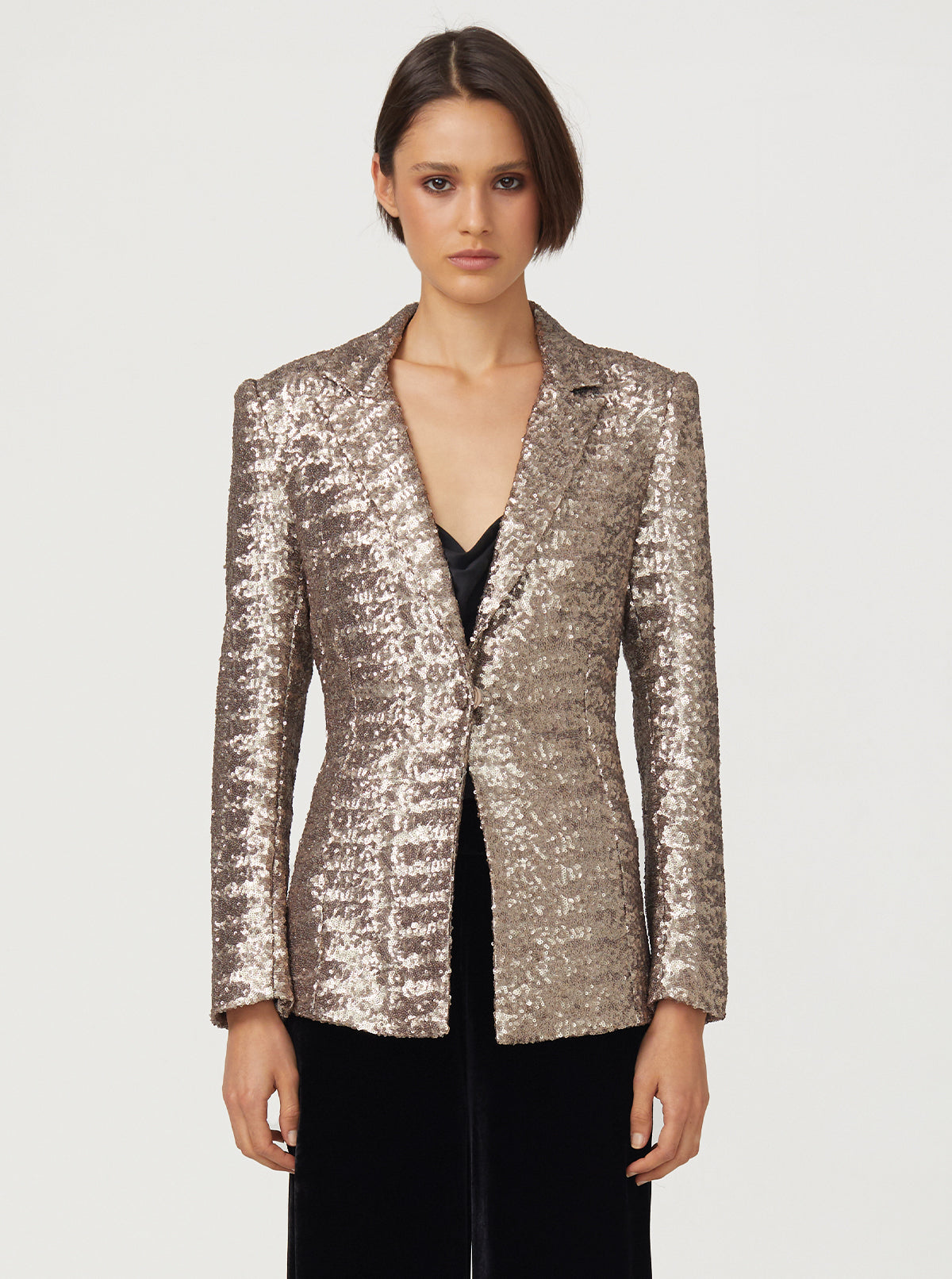 Moonlight Sequin Jacket