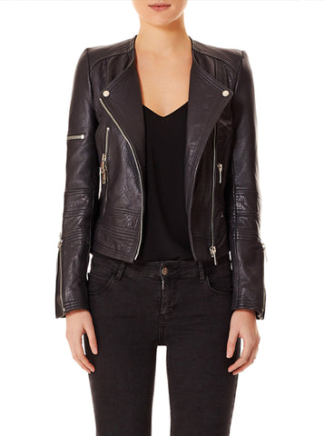 Born To Be Wild Jacket - Graphite