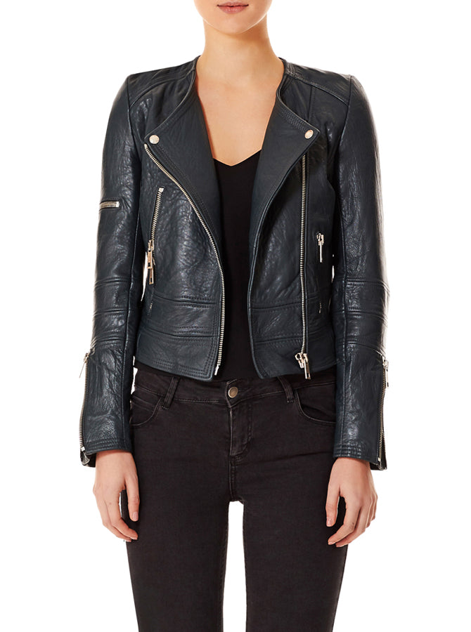 Born To Be Wild Jacket - Dark Jade