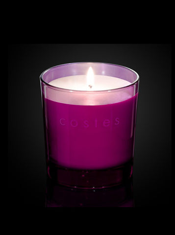 Hotel Costes Home Fragrances - Candle Purple