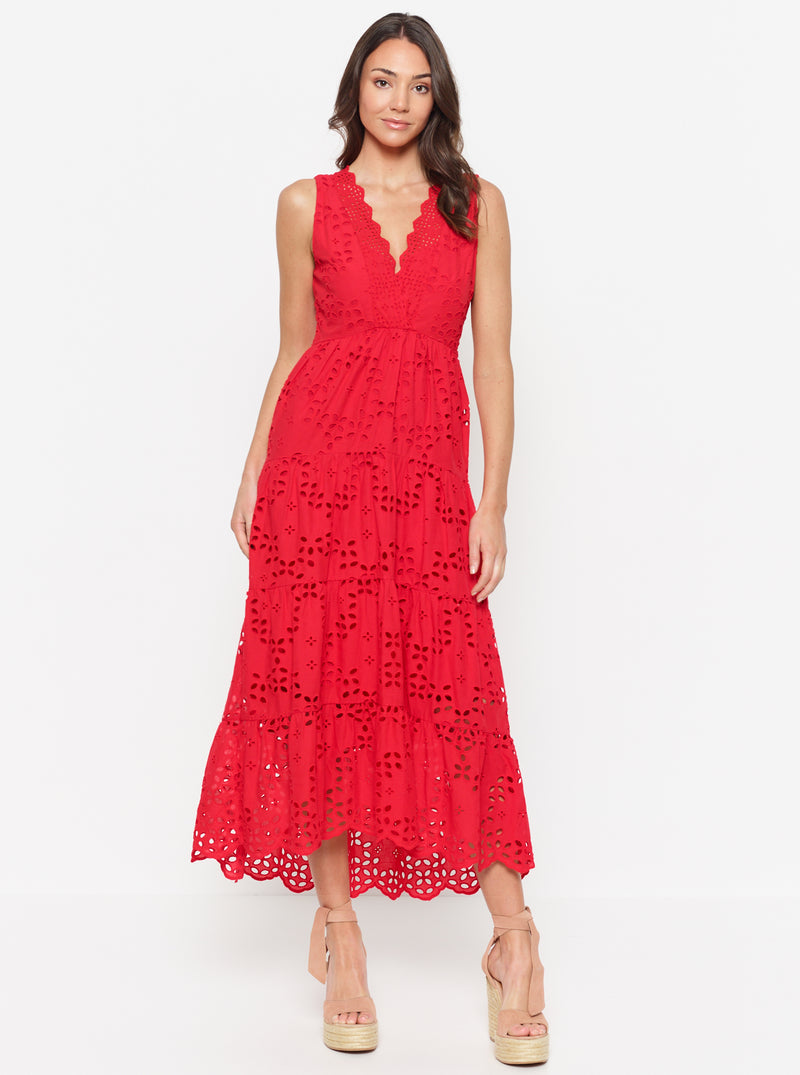Here Comes The Sun Midi Dress