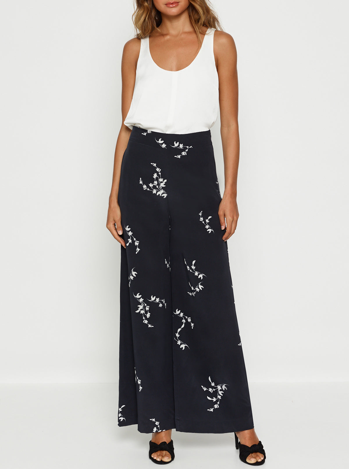 Heart Of Gold Wide Leg Pant
