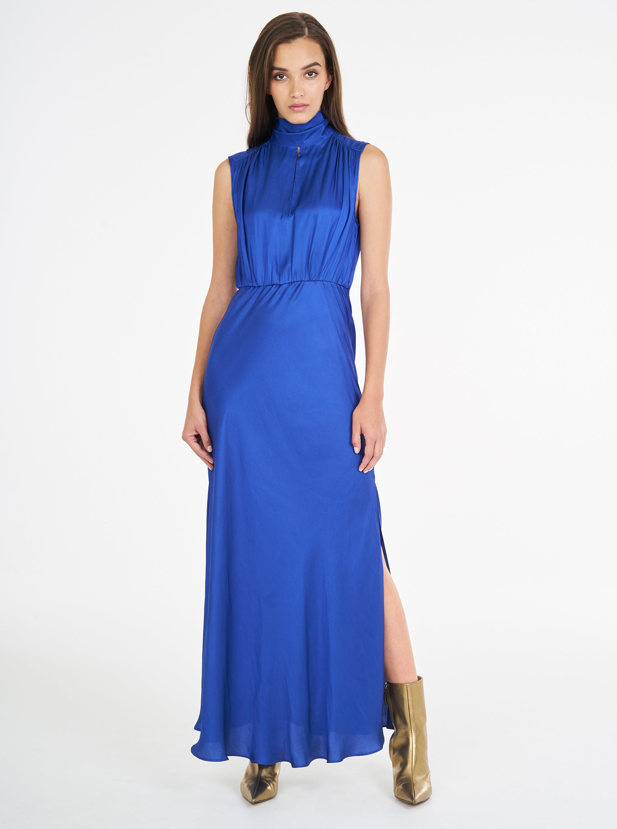 Look Again Maxi Dress