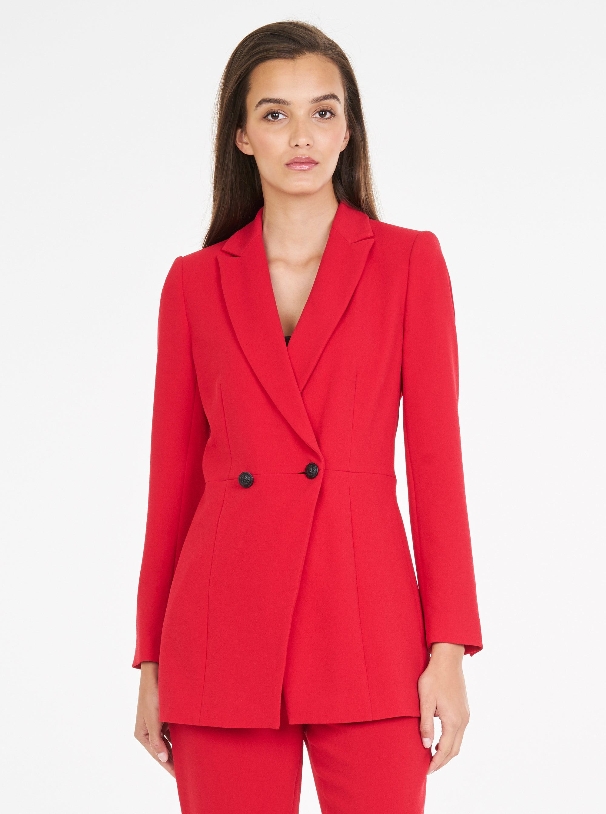 Borderline Longline Blazer