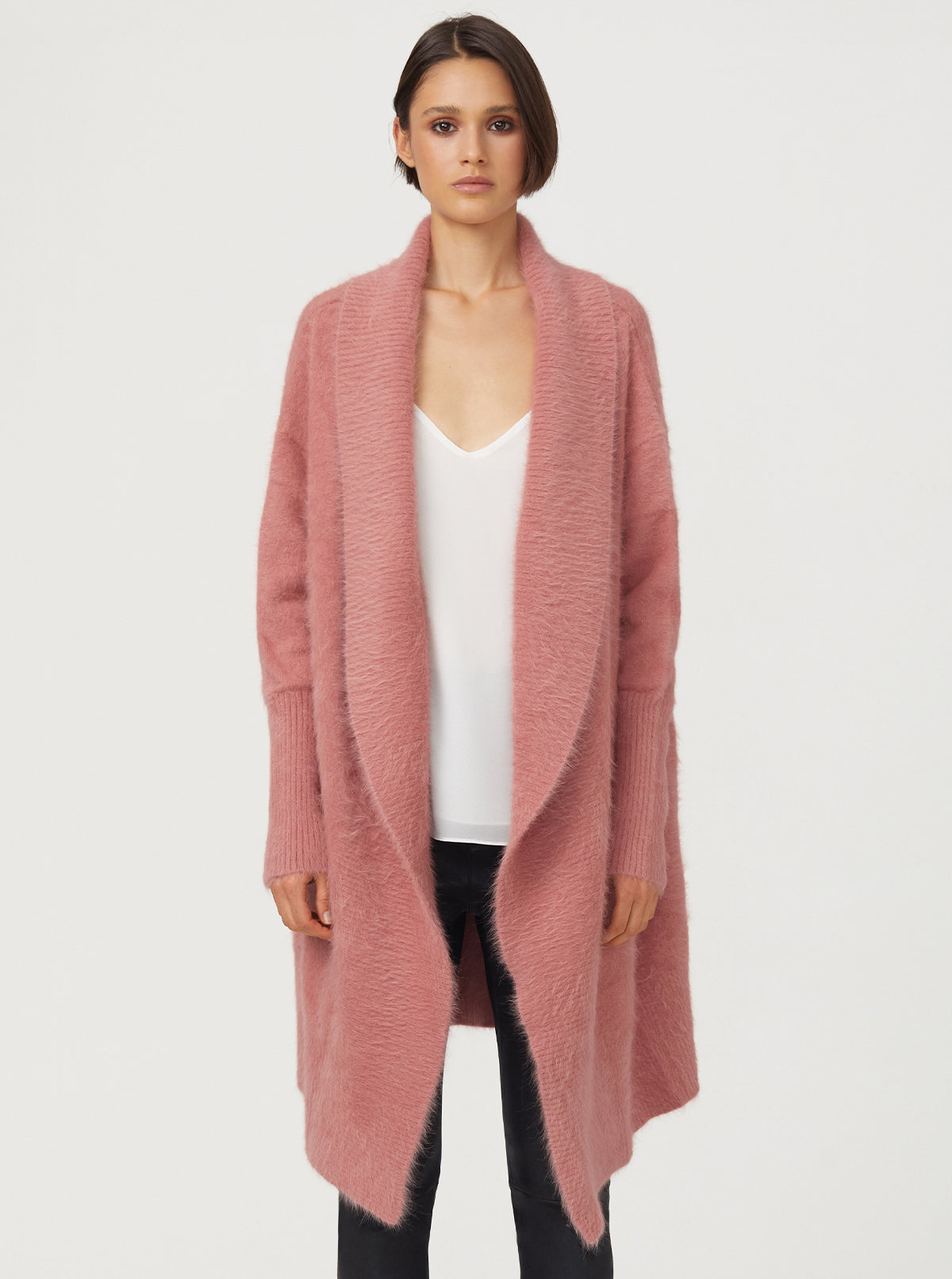 Our Song Angora Cardigan