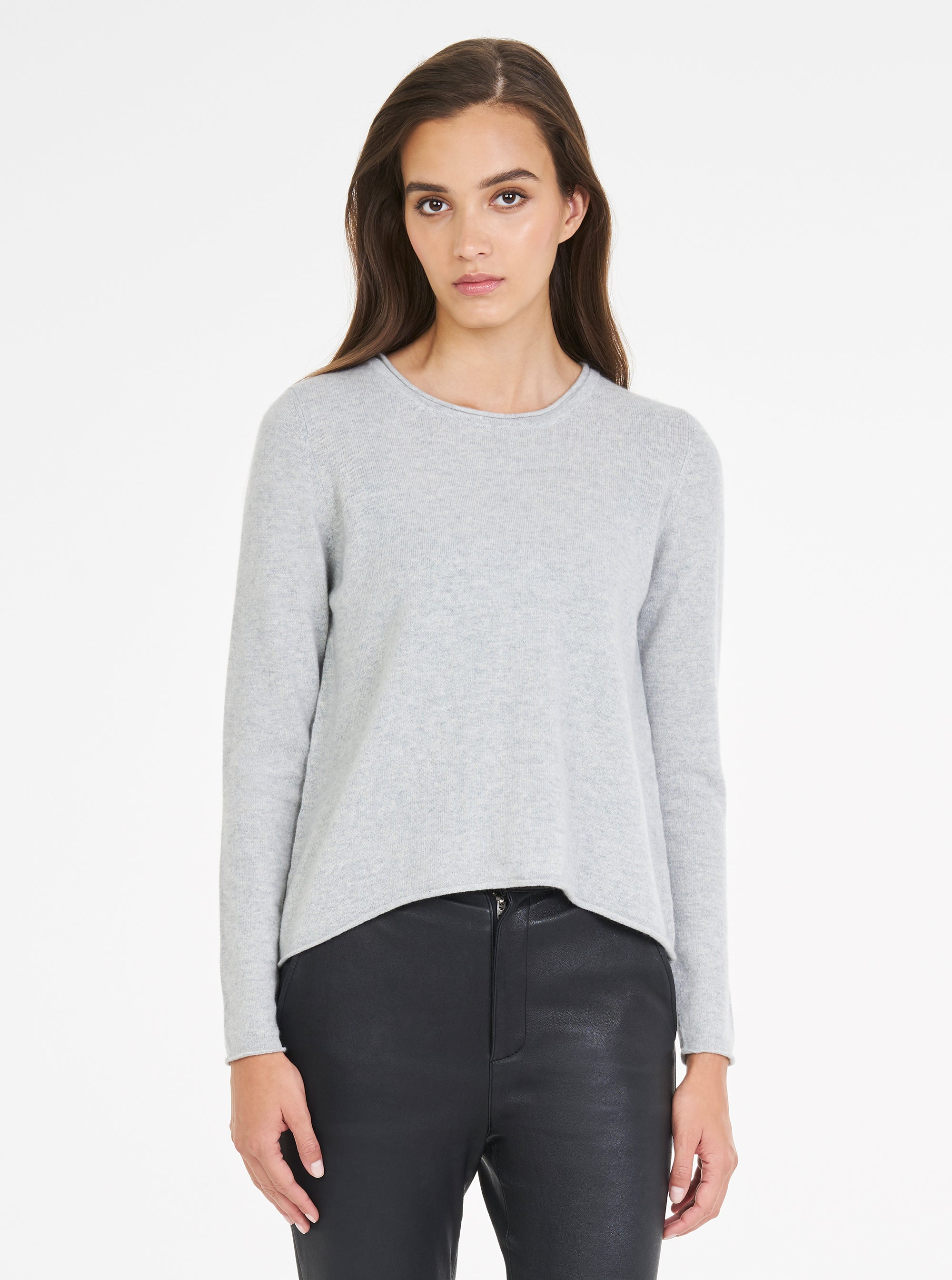 Cosy Sunday Cashmere Roll Neck
