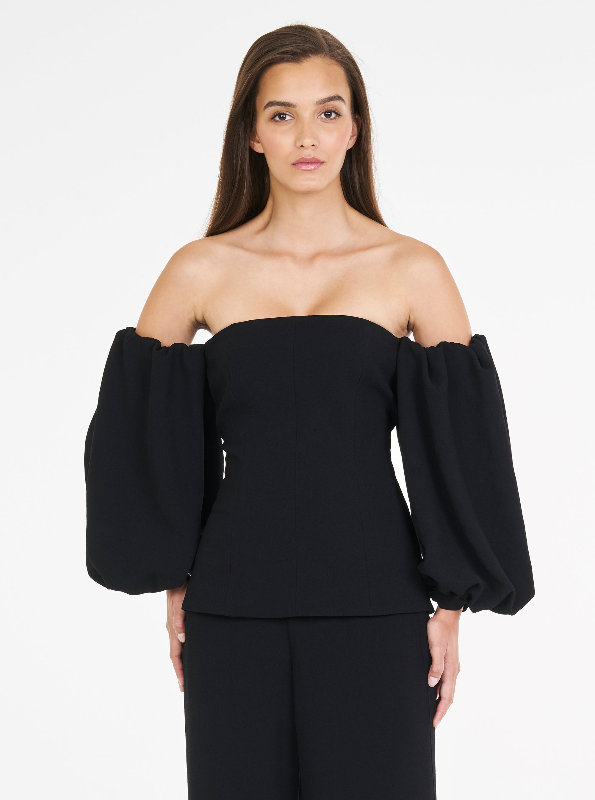 Borderline Off Shoulder Top