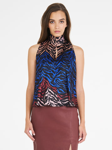 The Wild Silk Sleeveless Top