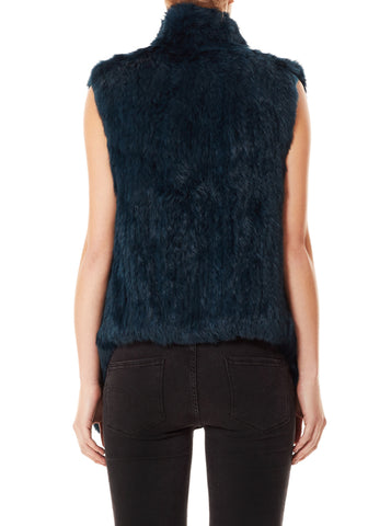 Lush Luxe Vest - Teal