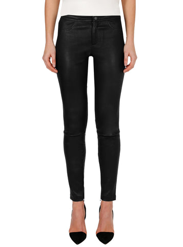 Pure Iconic Skinny Pant - Black
