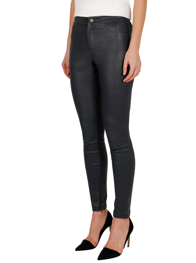 Pure Iconic Skinny Pant - Graphite