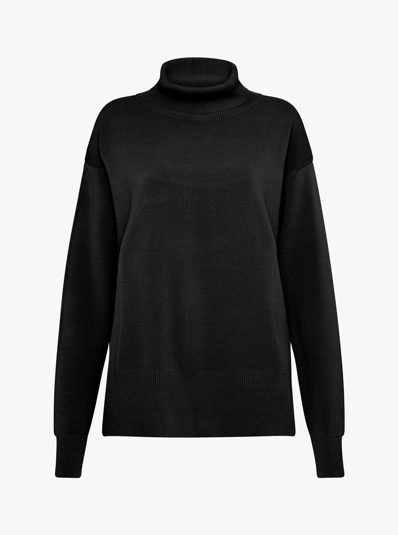 Adored Roll Neck Sweater