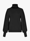The Soft Touch Cashmere Funnel Neck Sweater