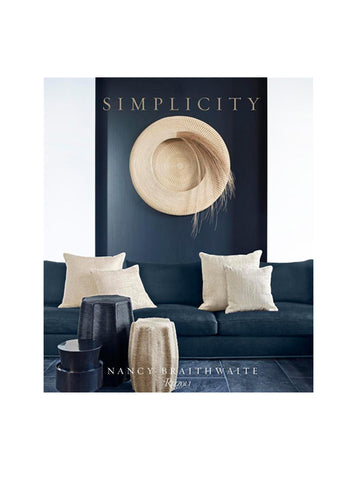Nancy Raithwaite: Simplicity - Black