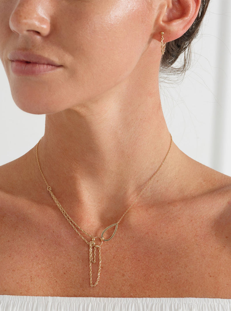 Golden Hour Necklace