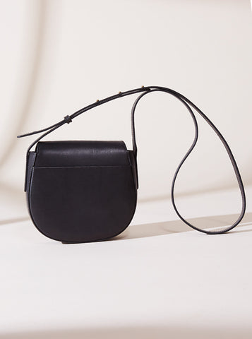 The Temptation Crossbody Bag - Black