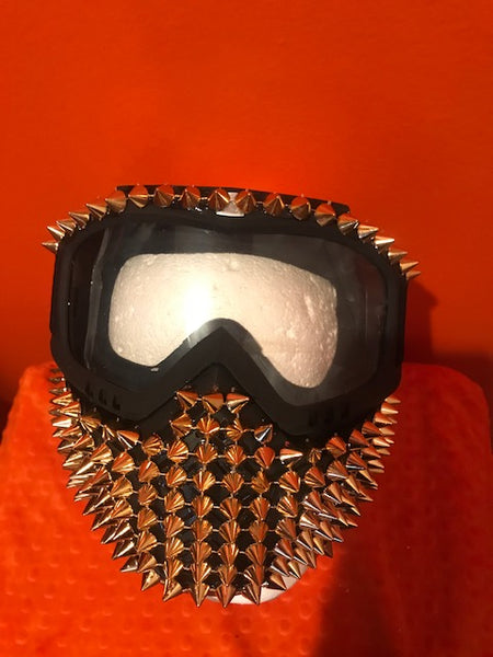 COSMIC BURNER GOGGLE MASK