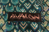 LIMITED EDITION AVALON UV Reactive/Glow in The Dark Euro Style Vneck 99 Euro