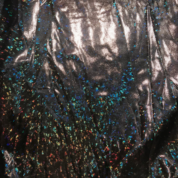 34ccaf172 Cosmic Holographic Hooded Original Onesie (More colors and patterns ...