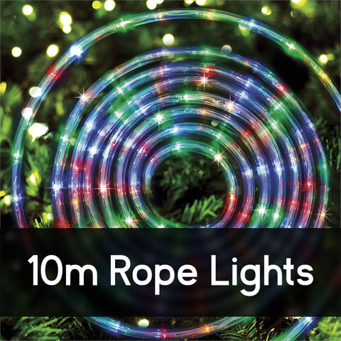 10M LED Rope Christmas Lights