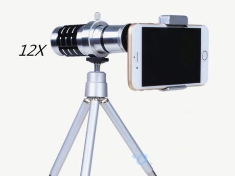 12XZoom Universal Camera Lens Telescope