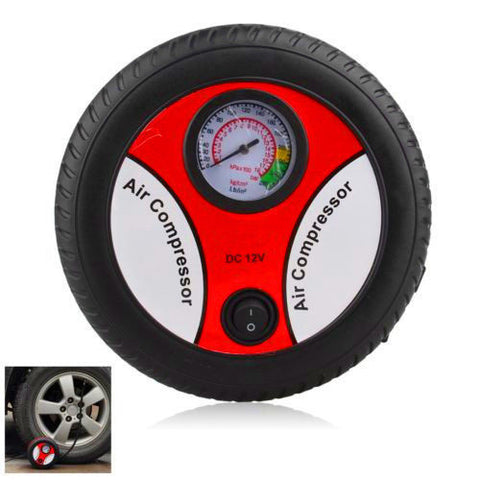 Air Compressor Pump Car Tyre