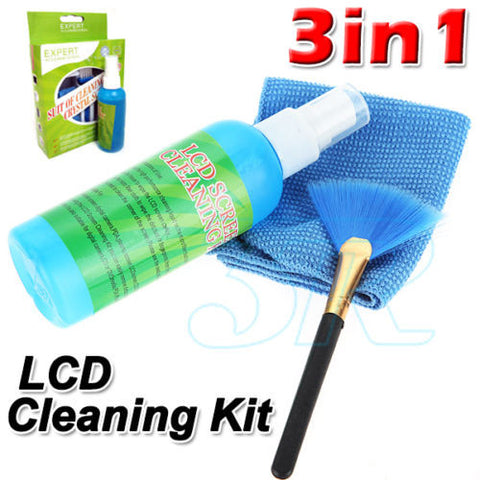 3 in1 Laptop Cleaning Kit