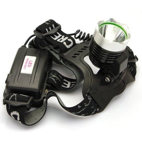 800LM Cree T6 LED Headlamp