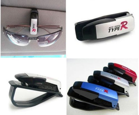 Car Sun Visor Sunglasses Holder for Car Pros