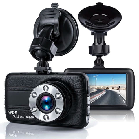 "1080P HD 3"" Night Vision G-sensor Car  Dash Cam Dashcam"